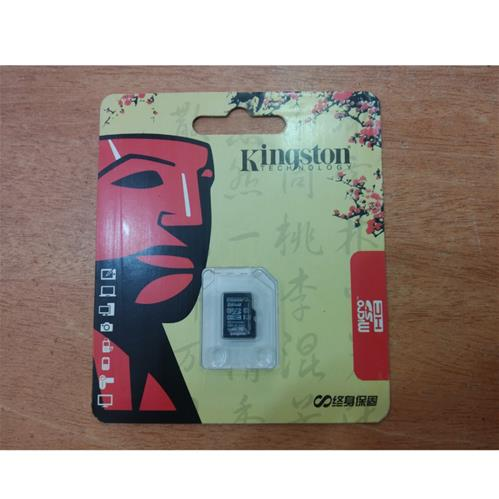 Kingston 32 GB SD card