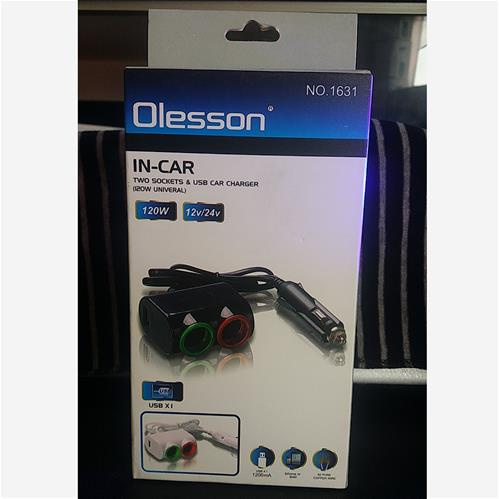 Olesson car charger