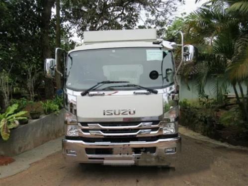 Isuzu forward Dump truck
