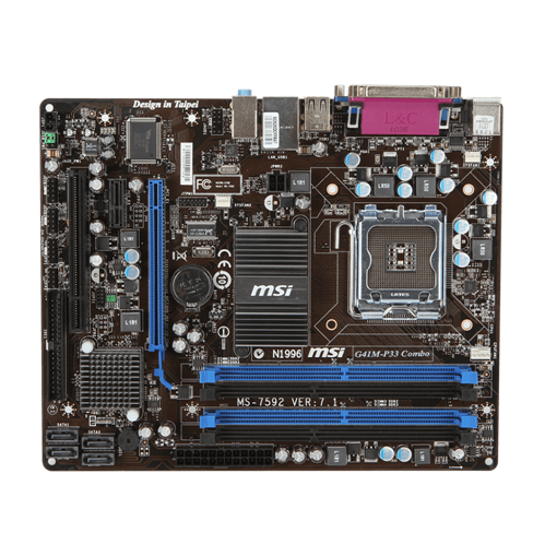 Asus G41 DDR3 Motherboard (6m)