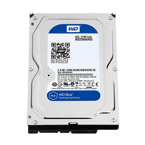 WD 500GB Hard Disk
