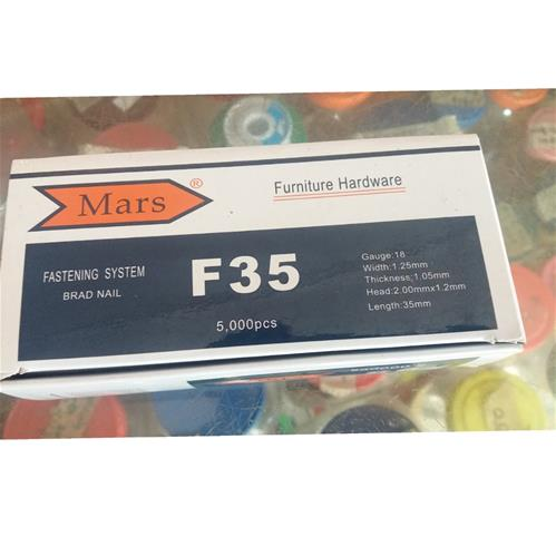 F 35 nail pin box 5000pcs