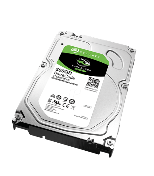 WD 500GB HDD (Used)