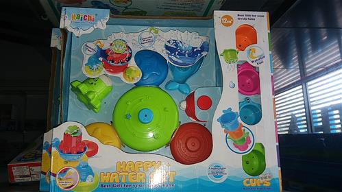 Kids Happy water toys set