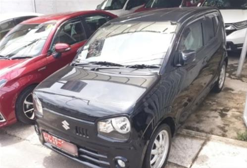 Suzuki Alto Push Start
