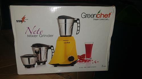 Green chef blender