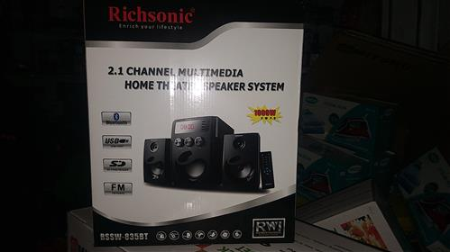Richsonic Home theatre system