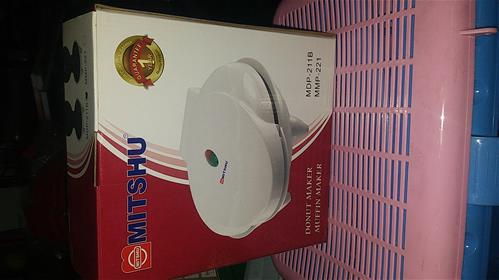 Mitshu Donut/Muffin maker