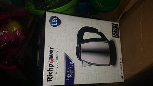Rich power Electric kettle