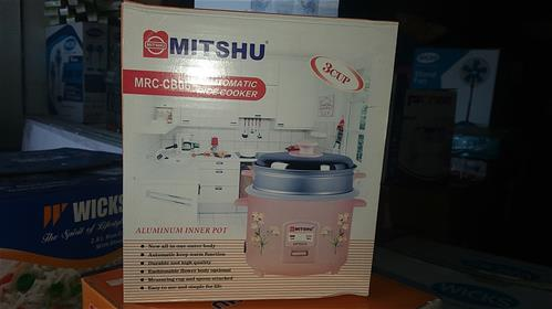Mitshu rice cooker 0.6L