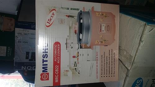 Mitshu rice cooker 2.2L